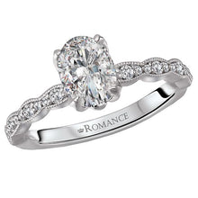 Load image into Gallery viewer, Classic Semi Mount Diamond Ring