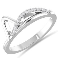Load image into Gallery viewer, LOVE IS CONTAGIOUS Nurses cap diamond ring