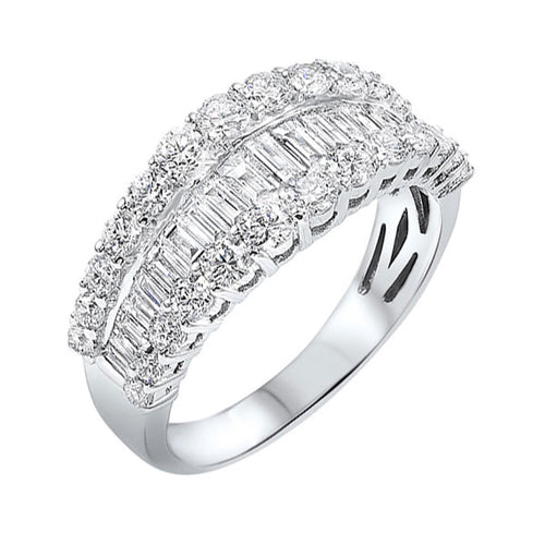 14K diamond ring 1ctw, Fernbaugh's, RG10241-4WC