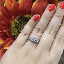 Load image into Gallery viewer, 1.32 CTW Engagement Ring