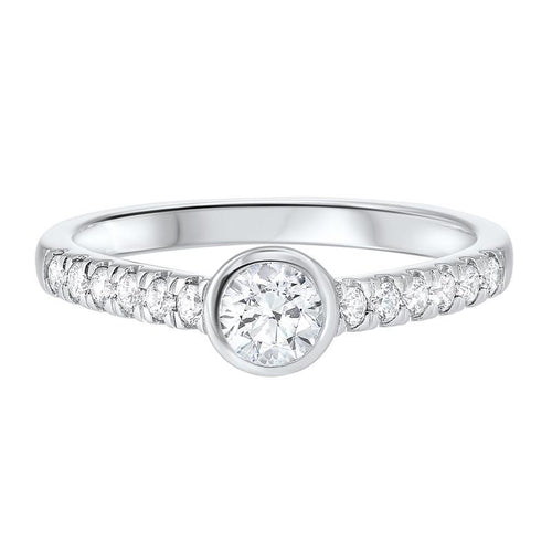 14kw c&c micro prong diamond ring 3/5ct, wb5772ir-4wc