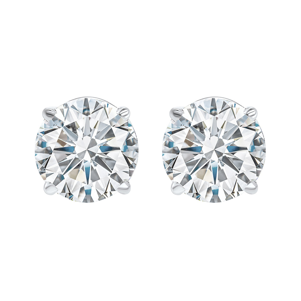 14kw prong diamond studs 1 1/2ct, fr1458-4yd