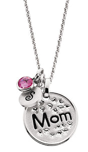 Mommy Chic MOM Pendant