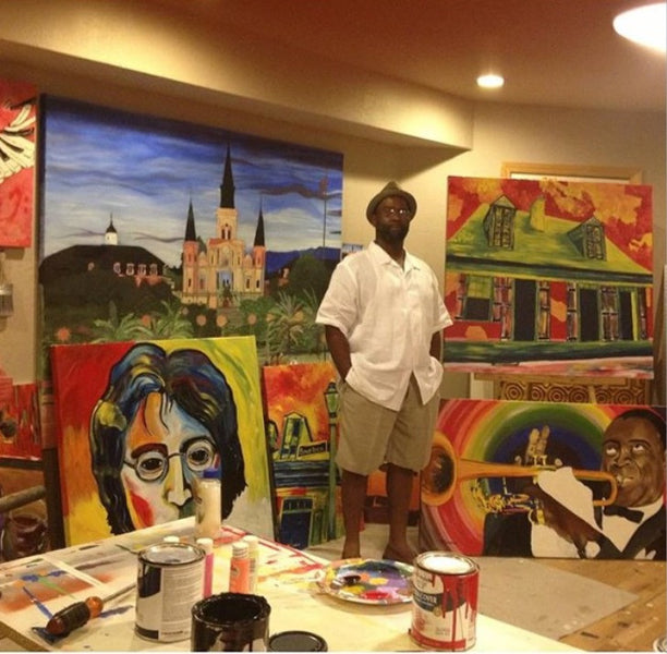 Life's About Change - Tale of New Orleans Artist