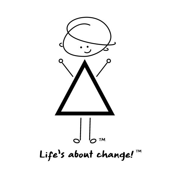 Life's about change!