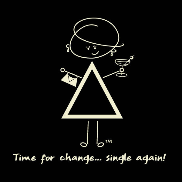 Time for change ... Single again!