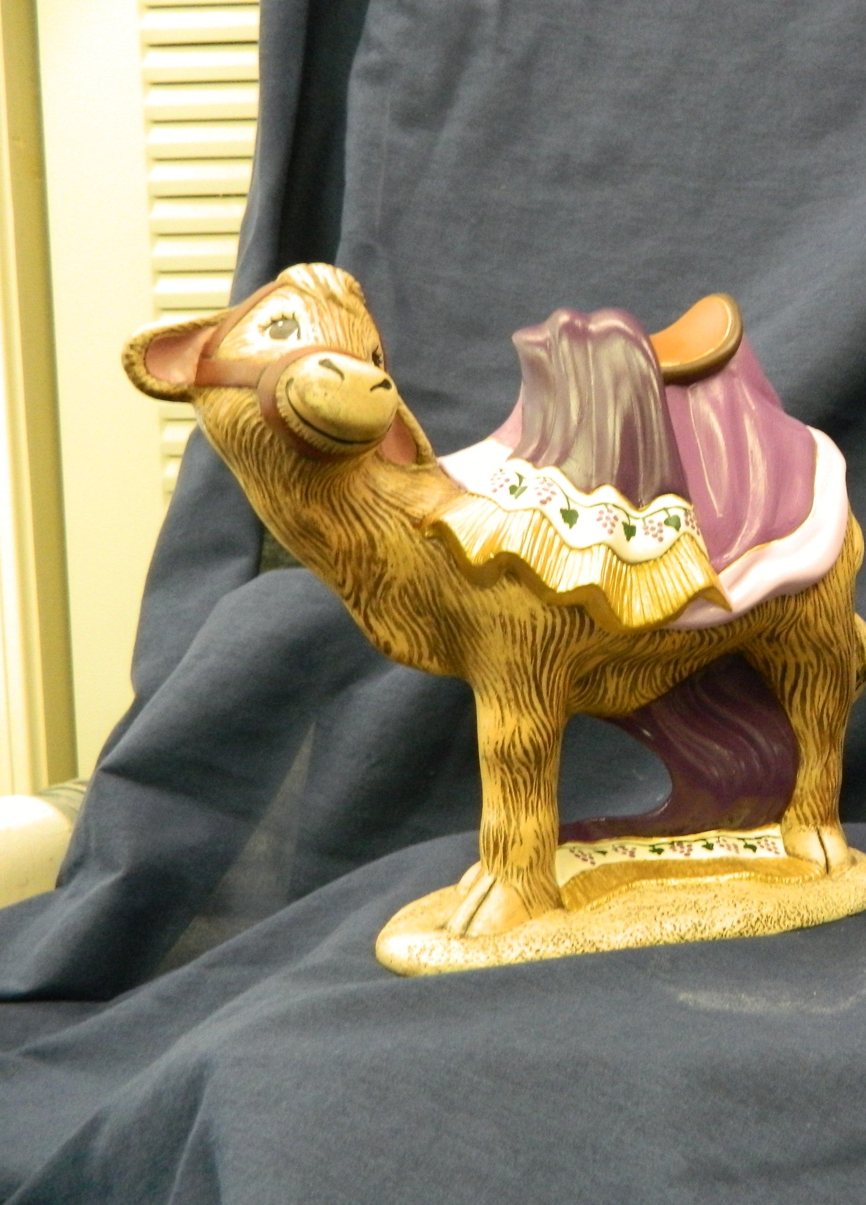 Replacement Camel for Dona's Nativity Set- Ready to Paint
