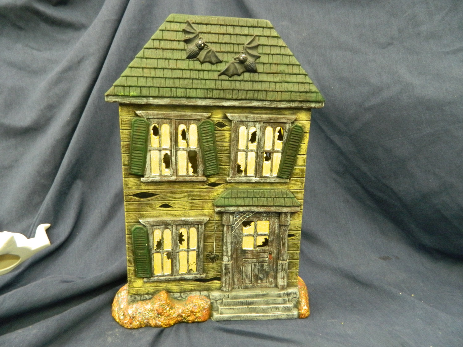 Double Sided Haunted House- Ready To Paint