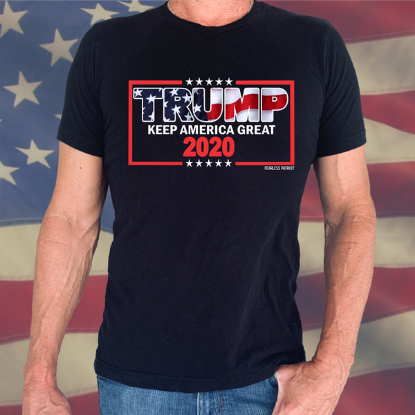 KEEP AMERICA GREAT (Full front)