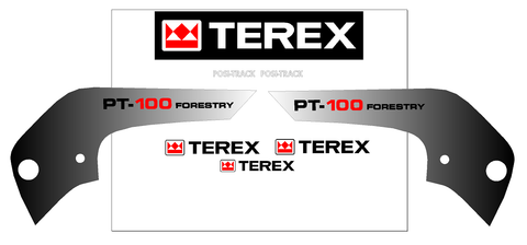 Terex Decals – All Things Equipment