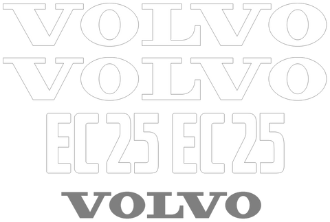 Volvo Decals