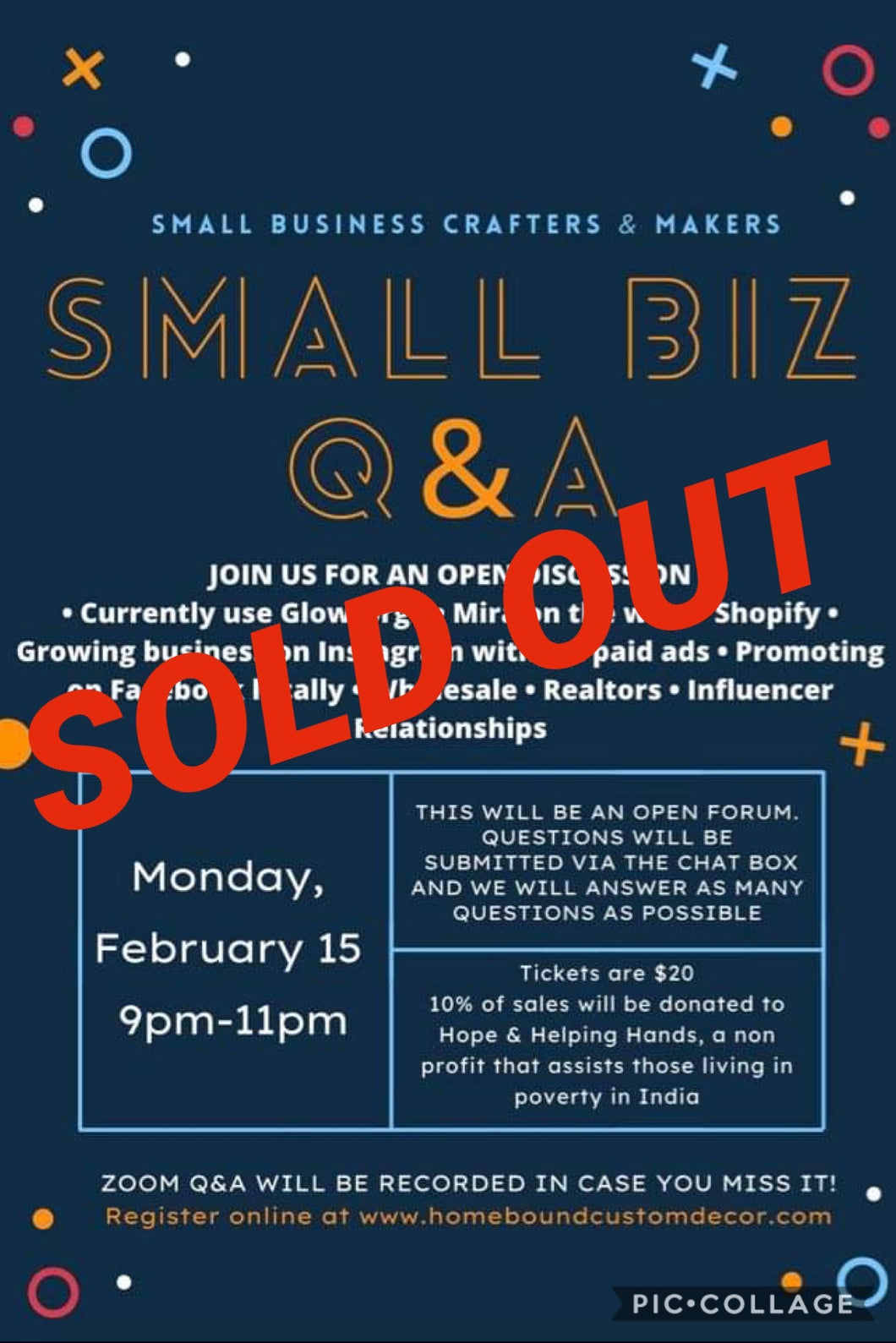 February Small Business Q&A Session