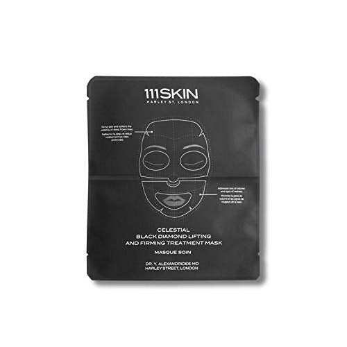 111SKIN Celestial Black Diamond Lifting & Firming Face Mask- 1 Mask