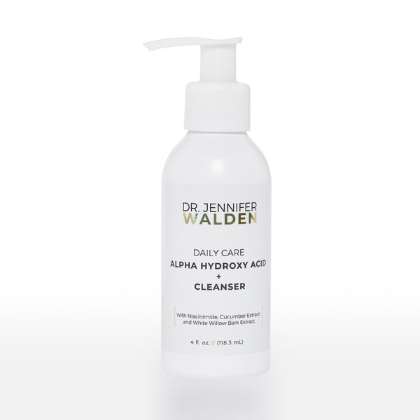 Alpha Hydroxy Acid Exfoliating Cleanser
