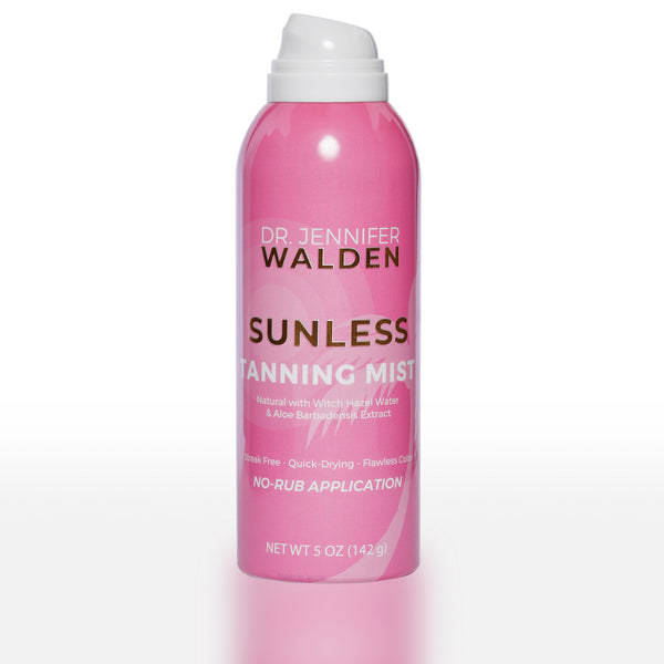 Sunless Tanning Mist with Aloe & Witch Hazel