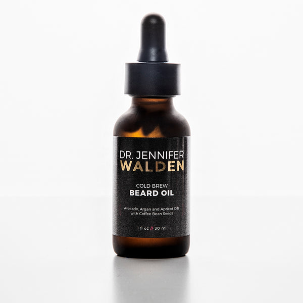 Cold Brew Beard Oil