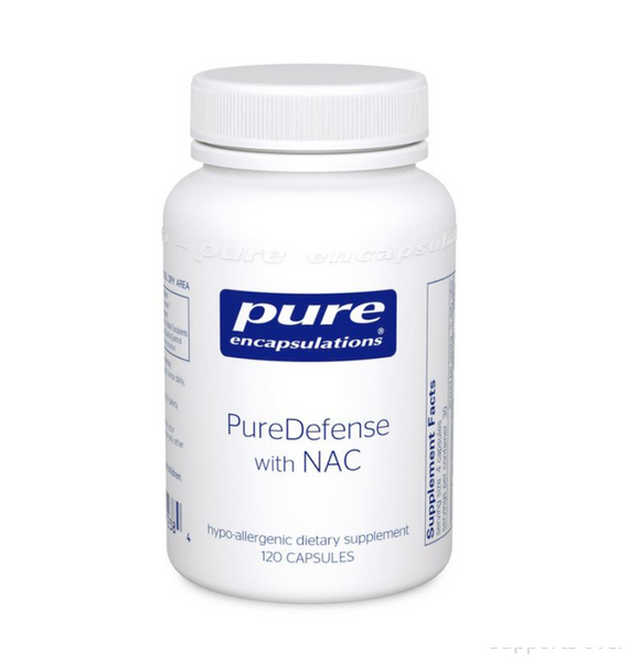 Pure Defense with NAC 120's
