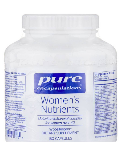 Women's Nutrients - 180 Capsules