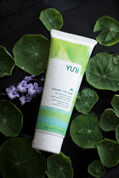 COUNT TO ZEN Rejuvenating Hand and Body Crème