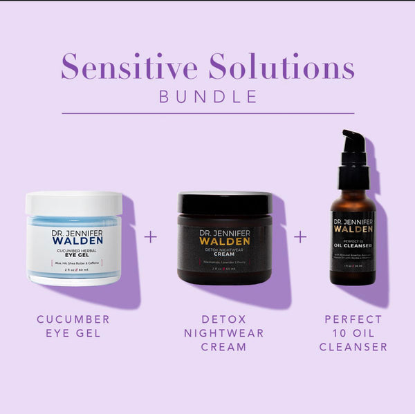 Sensitive Skin Solutions Bundle