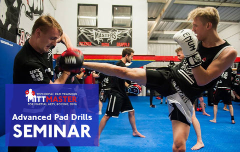 Mittmaster Advanced Pad Drills Seminar (Video Download)