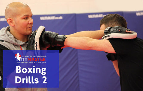 Mittmaster Boxing Drills 2 (Video Download)