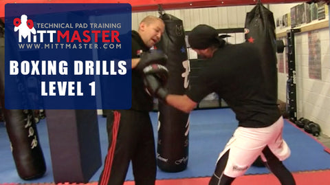 Mittmaster Boxing Drills 1 (Video Download)