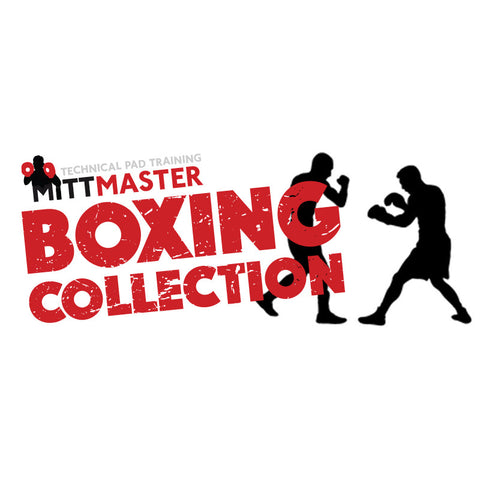 Mittmaster Boxing Core Collection (4 Video Downloads)