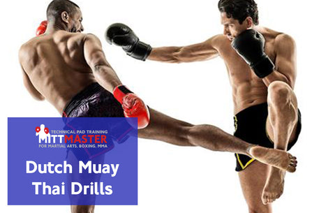 Dutch Muay Thai Glove Drills (Video Download)