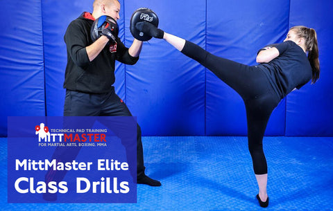 Mittmaster Class Drills (Video Download)