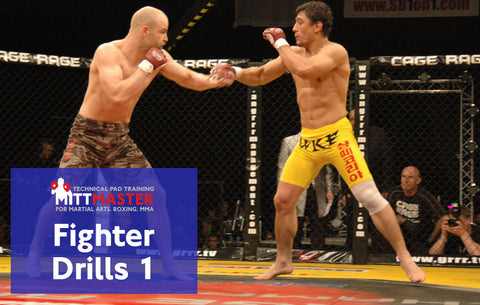 Mittmaster Fighter Drills 1 (Video Download)