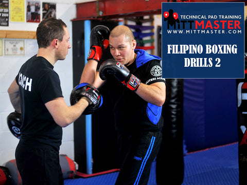 Mittmaster Filipino Boxing Drills 2 (Video Download)