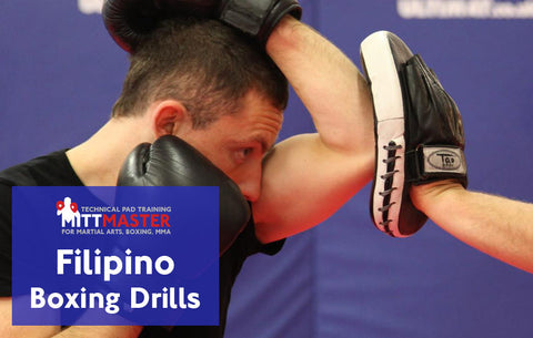 Mittmaster Filipino Boxing Drills 1 (Video Download)