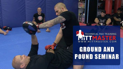 MIttmaster Ground & Pound Seminar (Video Download)