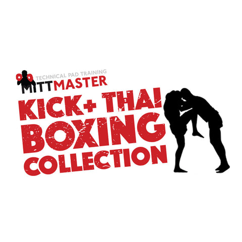 Mittmaster Muay Thai Collection (4 Video Downloads)