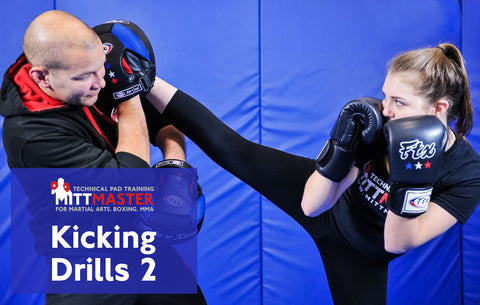 Mittmaster Kicking Drills 2 (Video Download)