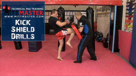 Mittmaster Kick Shield Drills (Video Download)