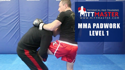 Mittmaster MMA Pad Drills 1 (Video Download)