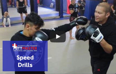 Mittmaster Speed Drills (Video Download)