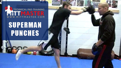 Mittmaster Superman Punch (Video Download)