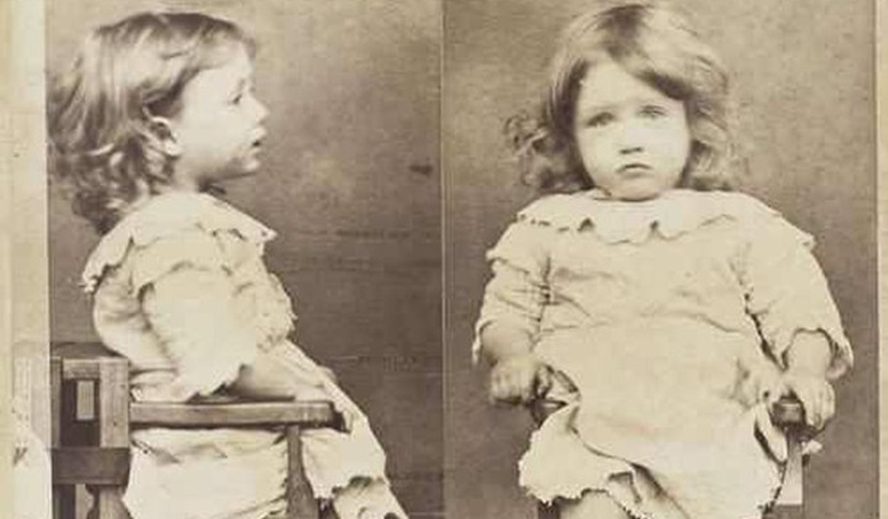 child from 1893 mug shot