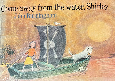 Cover art for Come away from the Water, Shirley