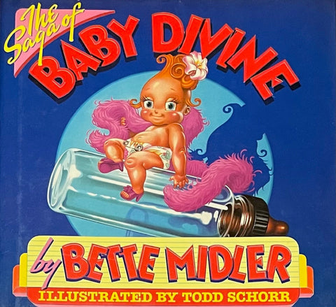 Cover art for The Saga of Baby Divine