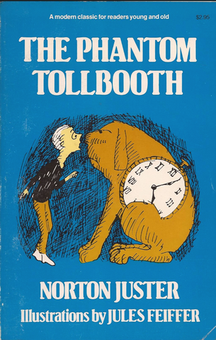 cover art for The Phantom Tollbooth