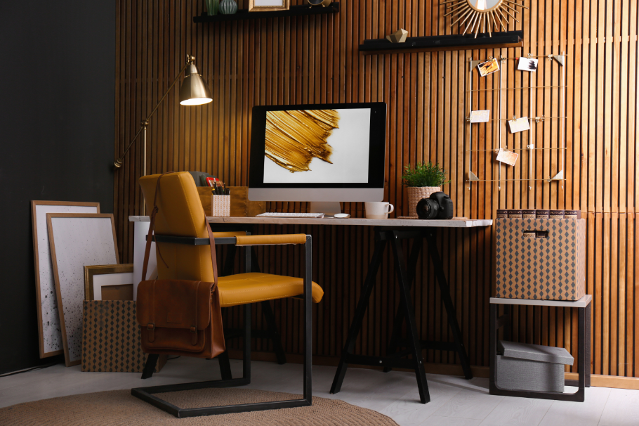 3 Ways to Revamp Your New Home Office