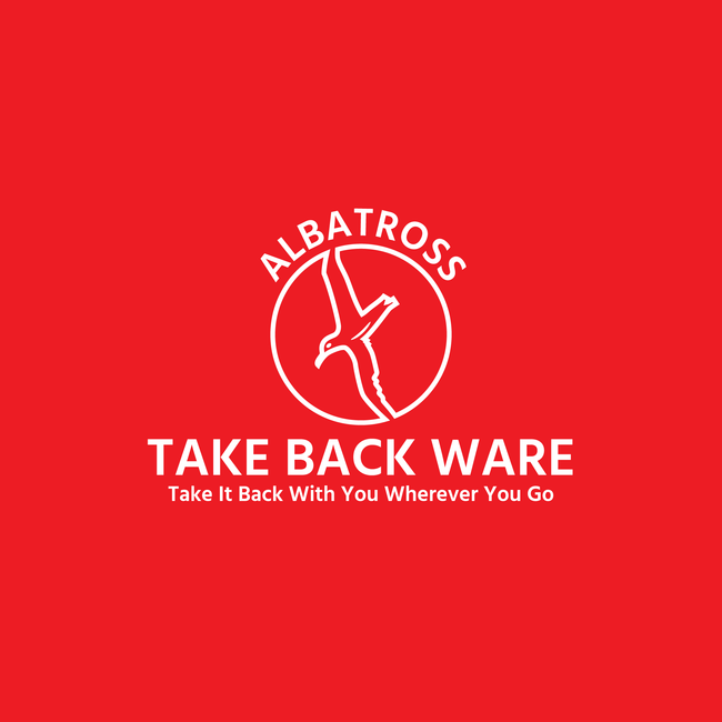 Introducing Albatross Take Back Ware!