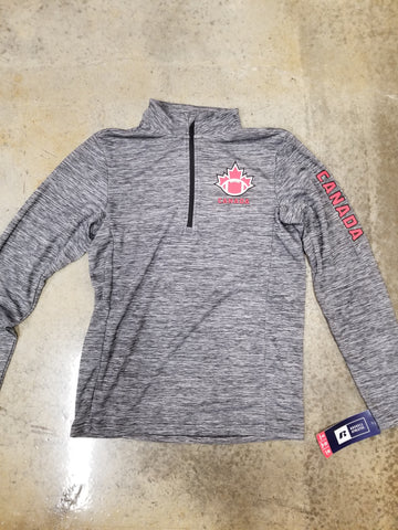 FC Quarter Zip - Football Canada