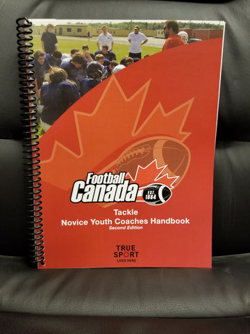 Tackle Novice Youth Coaches Handbook - Football Canada