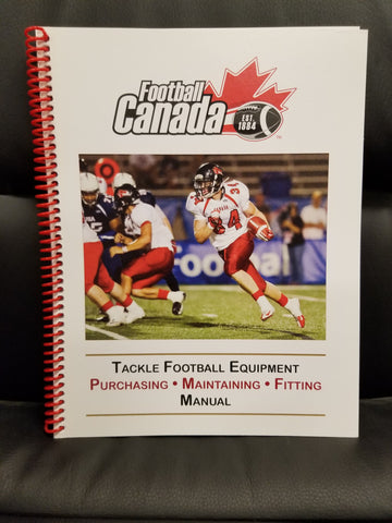 Tackle Football Equipment Manual - Football Canada