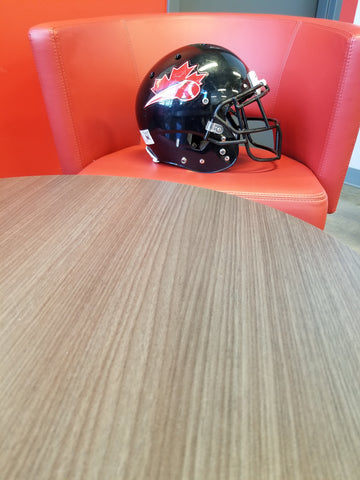Legacy Football Canada Collectible Helmet - Football Canada